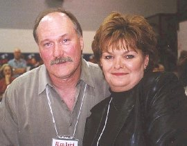 Alan B and Candace G - Photo courtesy of Carlyle Pacholok