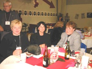 Chris Ketchen, Judy Erikson, Sheila Ketchen - Coutesy Darrel Levesque