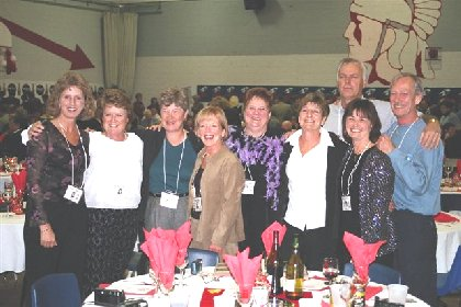 Sharan, Barb, Jennifer, Sandra, Reta, Kathy N, Doug, Carolyn, Don