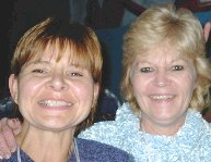 Debbie Bars, Connie Hamell